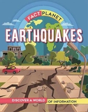 Earthquakes (Fact Planet) | Paperback Book