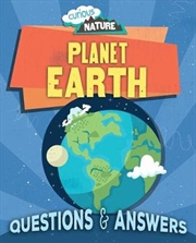 Planet Earth (Curious Nature) | Paperback Book
