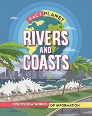 Rivers and Coasts (Fact Planet) | Paperback Book