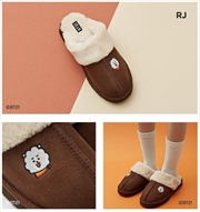 Winter Slipper - Rj Size 8 | Apparel