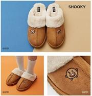 Winter Slipper - Shooky Size 6 | Apparel