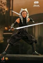 "Star Wars: The Mandalorian - Ahsoka Tano 1:6 Scale 12"" Action Figure   Merchandise"