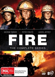 Fire | Series Collection | DVD