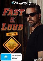 Fast N' Loud - Season 5   DVD