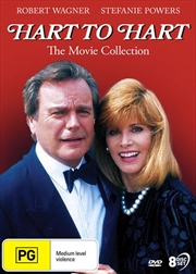 Hart To Hart | TV Movie Collection | DVD