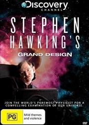 Stephen Hawking's Grand Design | DVD