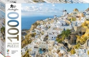 Santorini Greece 1000 Piece Puzzle | Merchandise