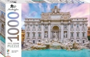 Trevi Fountain Italy 1000 Piece Puzzle | Merchandise
