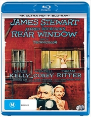 Rear Window | Blu-ray + UHD | UHD