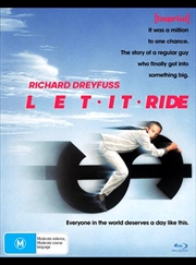 Let It Ride | Imprint Collection 35 | Blu-ray