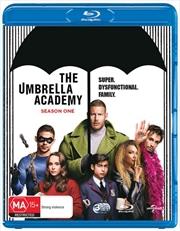 Umbrella Academy - Season 1, The | Blu-ray