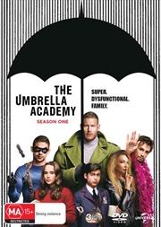 Umbrella Academy - Season 1, The | DVD