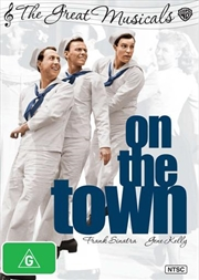 On The Town | DVD