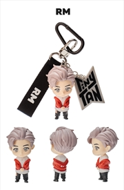 BTS Tinytan Figure Keyring - RM | Accessories