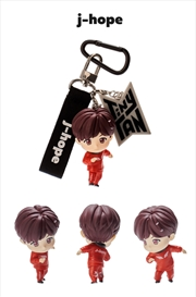 BTS Tinytan Figure Keyring - Jhope | Accessories