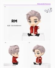 BTS Tinytan Monitor Figurine - Rm | Merchandise
