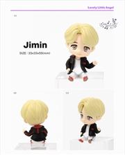 BTS Tinytan Monitor Figurine - Jimin | Merchandise