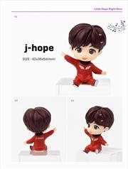 BTS Tinytan Monitor Figurine - Jhope | Merchandise