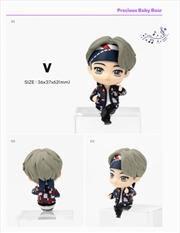 BTS Tinytan Monitor Figurine - V | Merchandise