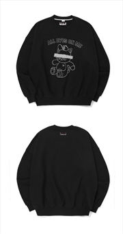 All Eyes On Me Black Sweatshirt Size M/L - Jungkook | Merchandise