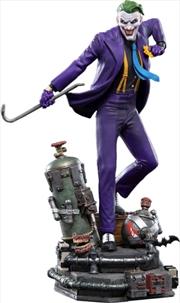 Batman - Joker 1:10 Scale Statue | Merchandise