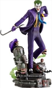Batman - Joker Deluxe 1:10 Scale Statue   Merchandise