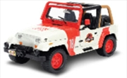 Jurassic Park - 1992 Jeep Wrangler 1:32 Scale Hollywood Ride | Merchandise
