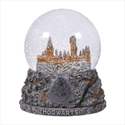 Harry Potter - Hogwarts Castle 100mm Snow Globe | Collectable