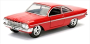 Fast & Furious - FF8 1961 Chevy Impala 1:32 Hollywood Ride | Merchandise