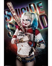 Suicide Squad Harley Quinn Poster | Merchandise