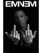 Eminem Finger Poster | Merchandise