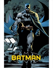 DC Comics Batman Comic Poster | Merchandise