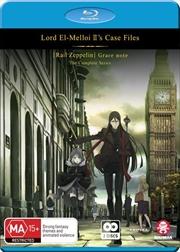 Fate Series - Lord El-Melloi Ii's Case Files [Rail Zeppelin] Grace Note | Complete Series | Blu-ray