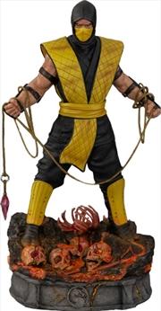 Mortal Kombat - Scorpion 1:10 Scale Statue | Merchandise