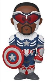 The Falcon and the Winter Soldier - Captain America Vinyl Soda   Pop Vinyl