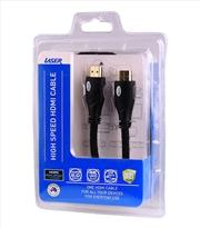 HDMI Cable V2.0 - 5m Gold 1080p | Accessories