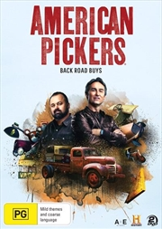 American Pickers - Back Road Buys | DVD