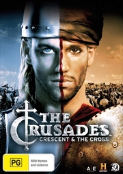 Crusades - Crescent And The Cross, The | DVD