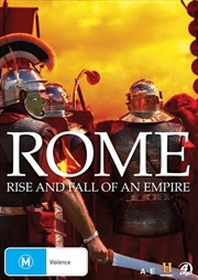 Rome - Rise And Fall Of An Empire | DVD