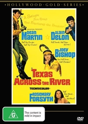 Texas Across The River | Hollywood Gold | DVD