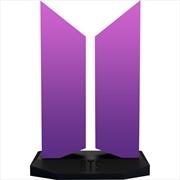 "BTS - The Color of Love Logo Replica 7"" | Merchandise"