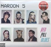 Red Pill Blues | CD