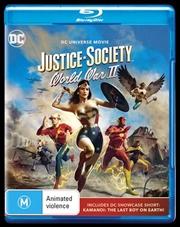 Justice Society - World War II | Blu-ray