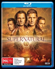 Supernatural - Season 15 | Blu-ray
