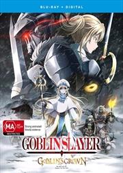 Goblin Slayer - Goblins Crown | Blu-ray
