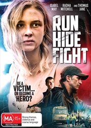 Run, Hide, Fight | DVD