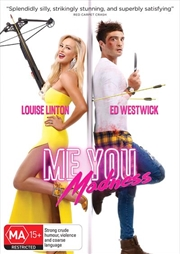 Me, You, Madness | DVD