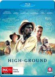 High Ground   Blu-ray