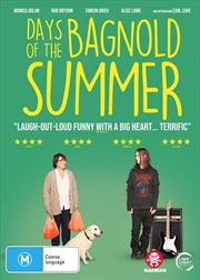 Days Of The Bagnold Summer | DVD