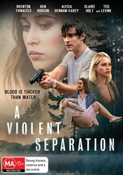 A Violent Separation | DVD